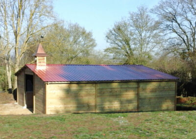 Barn tout bois Eco